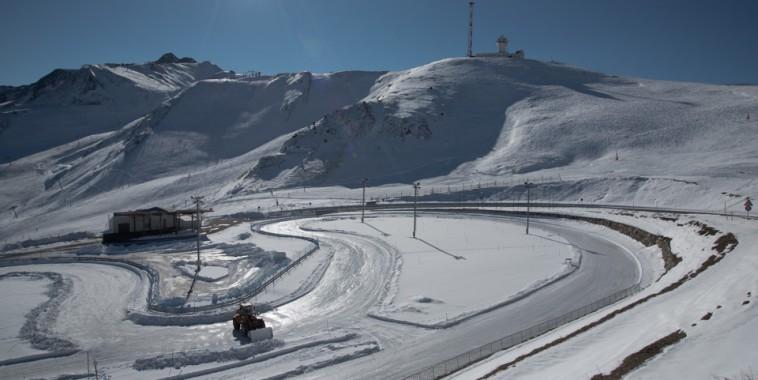 Giant Cup GSeries conducción sobre hielo en Circuit Andorra Pas de la Casa by Grifo Vacances 855250